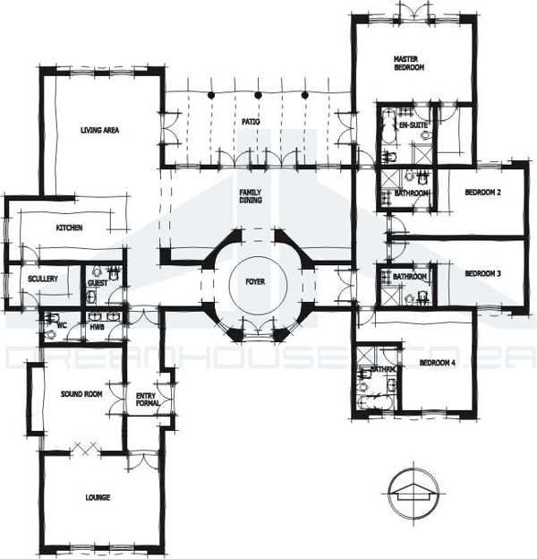 Arabian House Designs Floor Plans Floor Plan Design House Plans Floor Plans