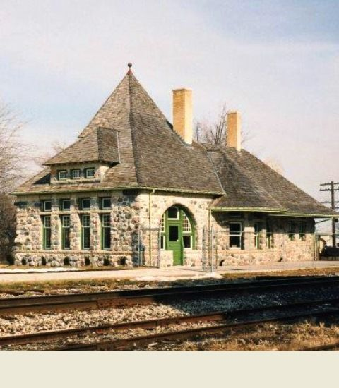 essex train station ontario