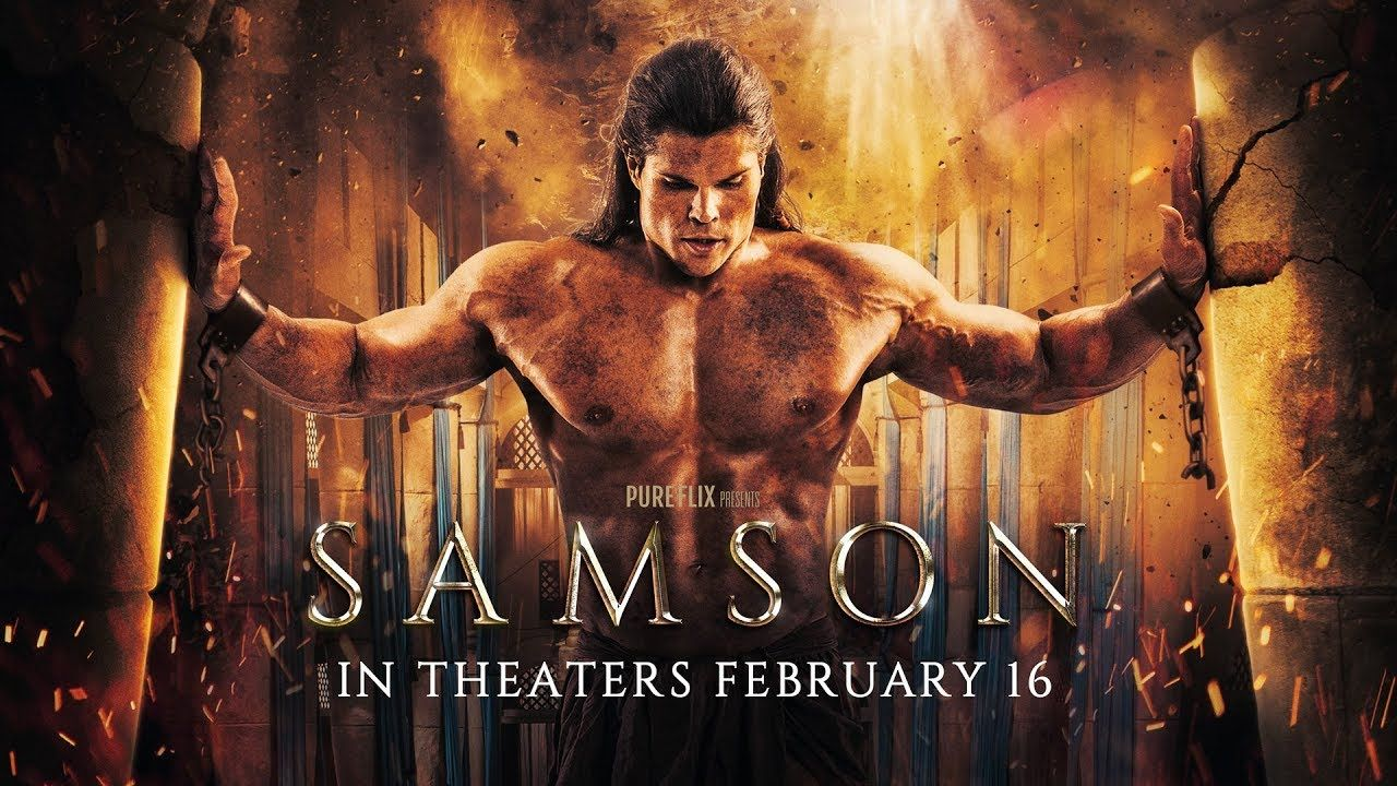 Samson 2018 Official Trailer Taylor James Jackson Rathbone Billy Zane Rutger Hauer Lindsay Wagner Filmes Completos Filmes Completos Online Filmes