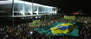 GLOBE NEWS : OGLOBO-(DILMA AINDA VERÁ-O POVO VAI INVADIR BRASIL...