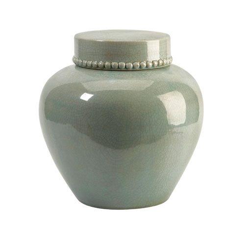 IMAX CKI Pratt Vase with Lid #BELLACORIMAX