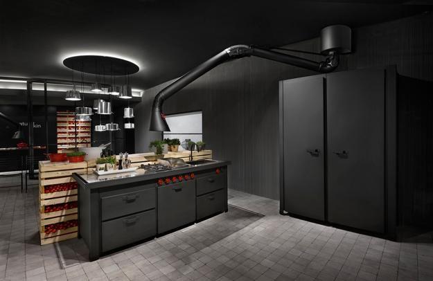 Kitchen Hood Design Brings