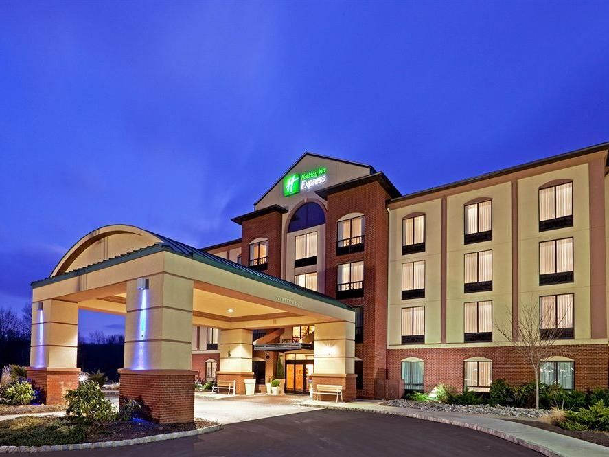 Branchburg Nj Holiday Inn Express Hotel Suites Bridgewater United States North