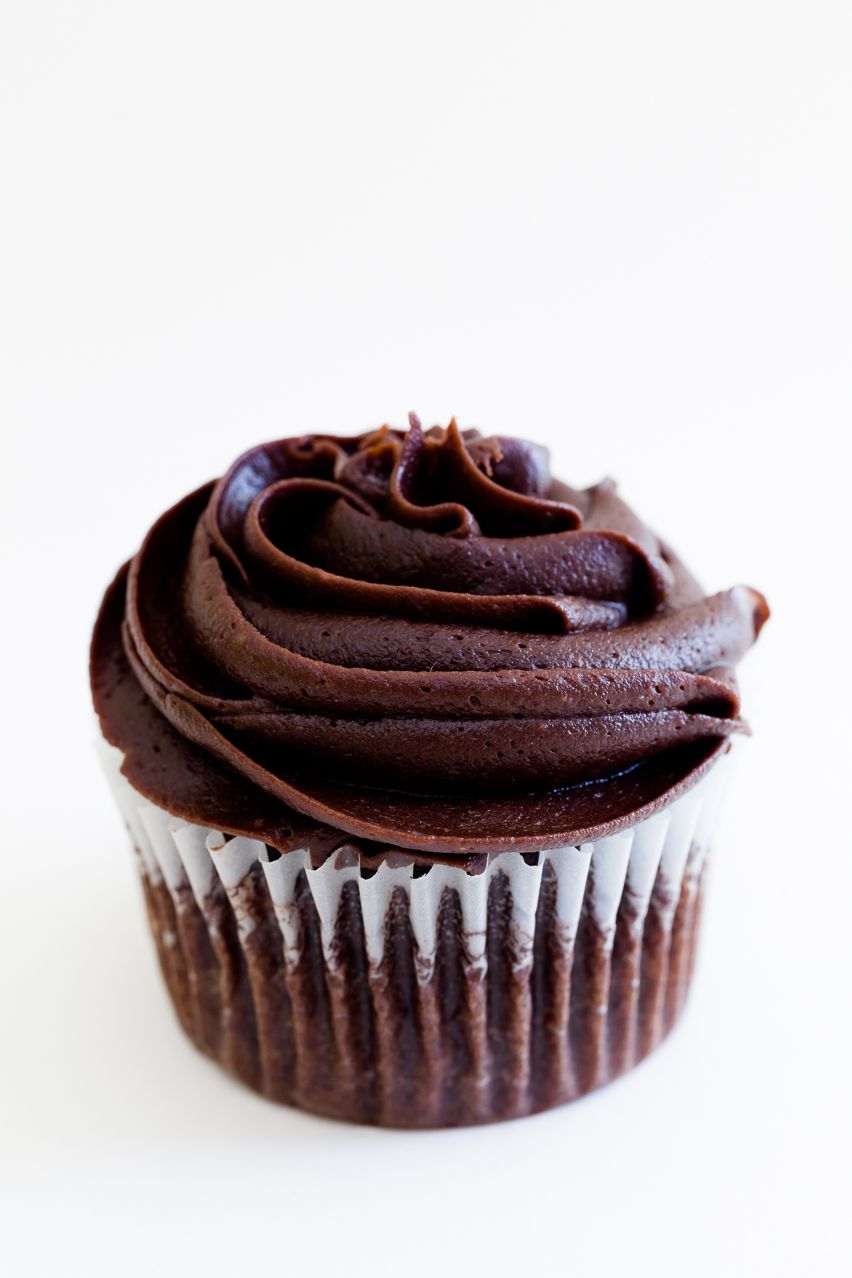 easy chocolate cupcakes with cocoa powder