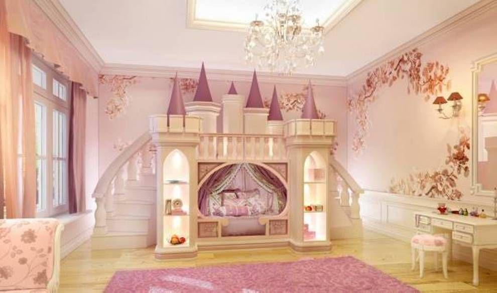 Bedroom The Princess Castle Bedroom The Princess