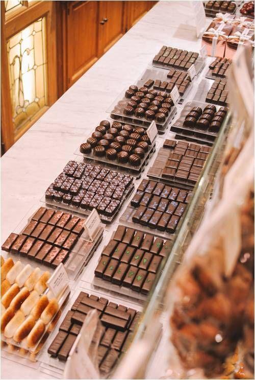 Elisabeth Chocolatier, Bruxelles, Belgium