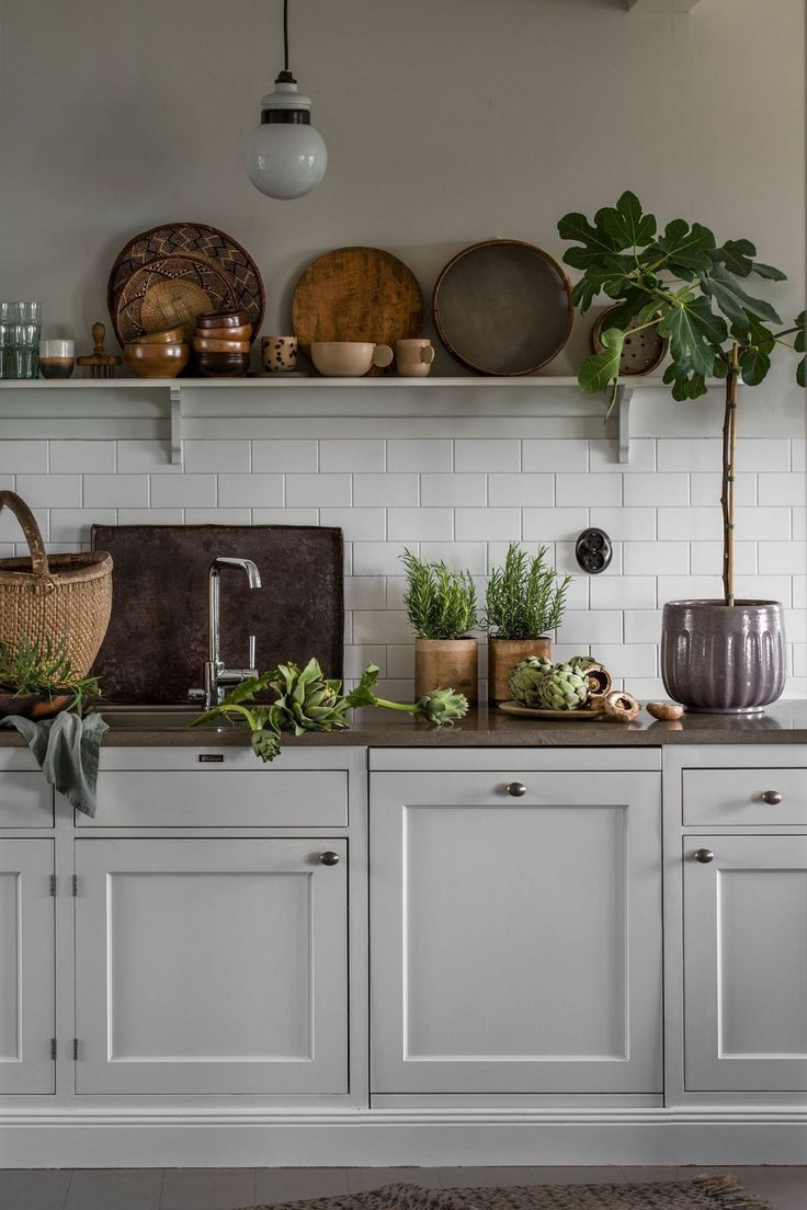The Hottest 2020 Design Trend: Scandinavian Kitchen