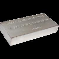 100 Ounce Silver Bar 999 Fine Engelhard Silver