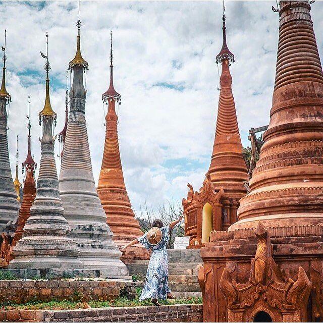 Myanmar ... by @ju.hu.lia