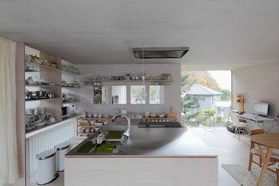 kjøkken i øy 2