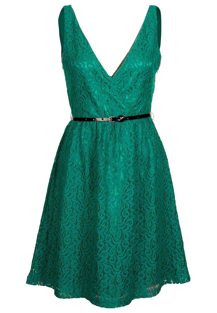 Vestidos verdes zalando