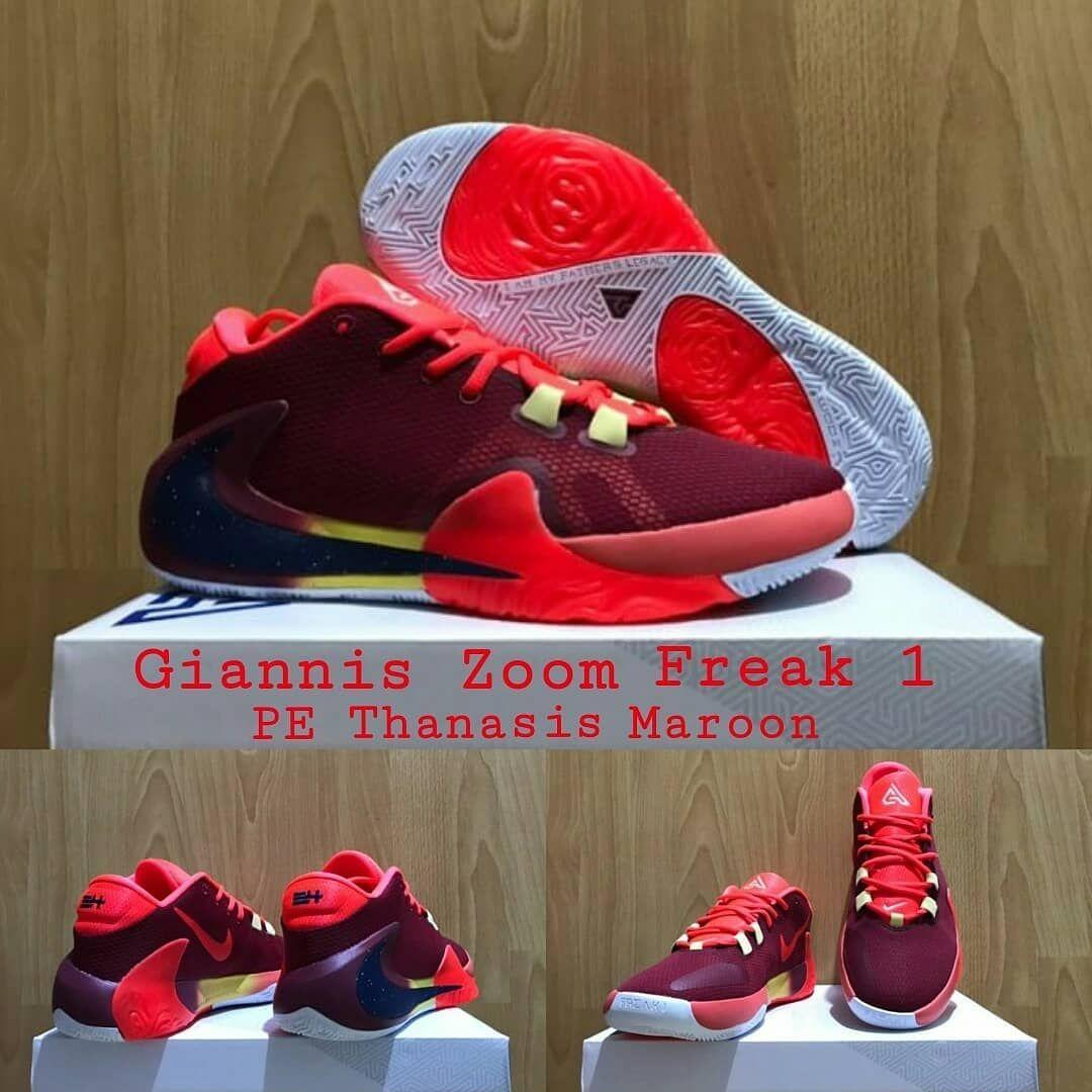 Get Your Free Nba Jersey Gift New Sepatu Basket Gianis Zoom