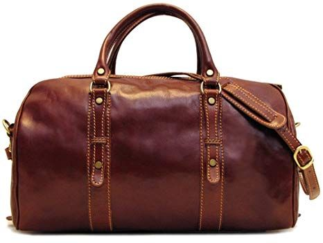 Floto Venezia Piccola Leather Duffle Bag Review