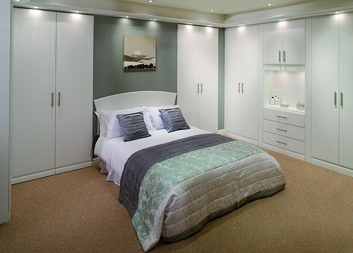 Captivating Turn Your Bedroom Into The Serene Sanctuary Youu0027ve Always Dreamed Of With  The Help Of Our Heavenly Angelo White Fitted Bedroom Furniture.