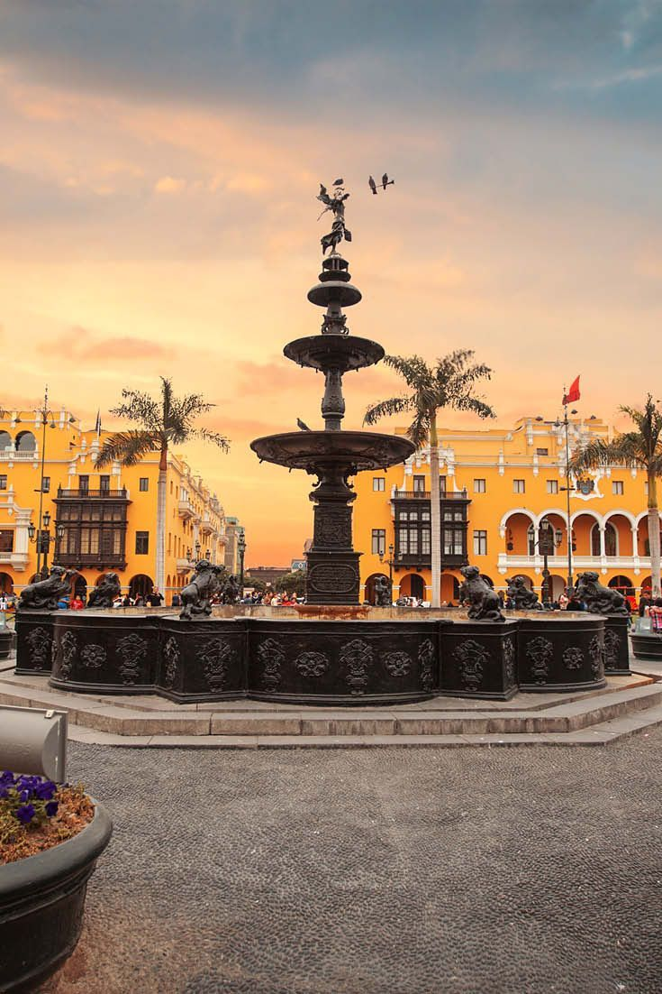 Lima, Peru is one of South America's coolest cities. Looking for things to do in Lima but short on time? Don't miss this one day Lima travel itinerary. Discover the best places to visit including Barranco for photography, beach life, food and nightlife. Where to eat, drink and what to see in Lima #travel #peru #southamerica #itinerary Lima Peru I What to do in Lima
