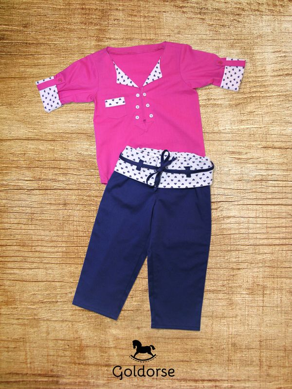 Love and Joy. Suit for girl. $30