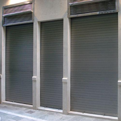 Puertas met licas proyectos que intentar pinterest for Puertas metalicas para interiores