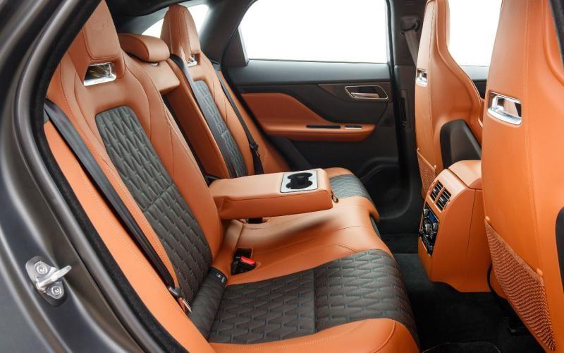 Jaguar F Pace Svr 2020 Jaguar New Jaguar Pace