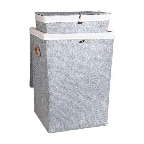 Product Details Grey Laundry Basket Zara Home Zara Home Canada