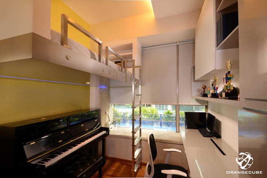 Condo Waterline Bedroom Home Decor Singapore