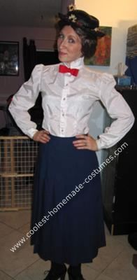 Mary Poppins Halloween Costume  sc 1 st  Pinterest : mary poppins costume idea  - Germanpascual.Com