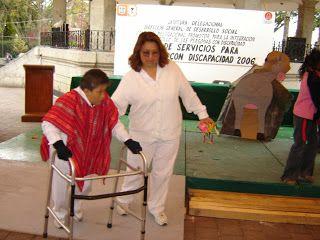 Curso trabajo social con personas con discapacidad