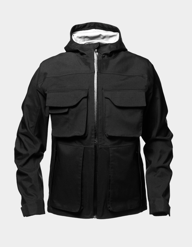 15c306b179e14 Aether Field Jacket black.