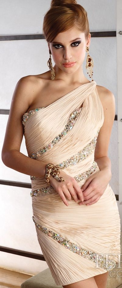 1ff30424714 Terani Champagne (i want this in pink or black)