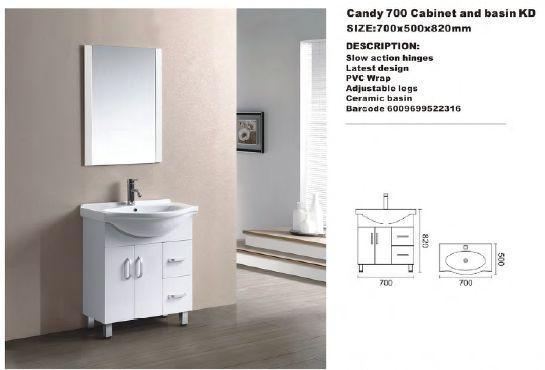 Candy Cabinet 700 Vanity Cabinet Bathroom Fixtures Basin