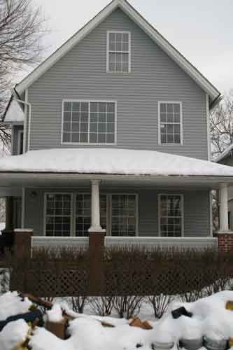 A Christmas Story House before renovation A Christmas Story With