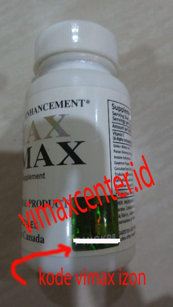 vimax asli produk pinterest