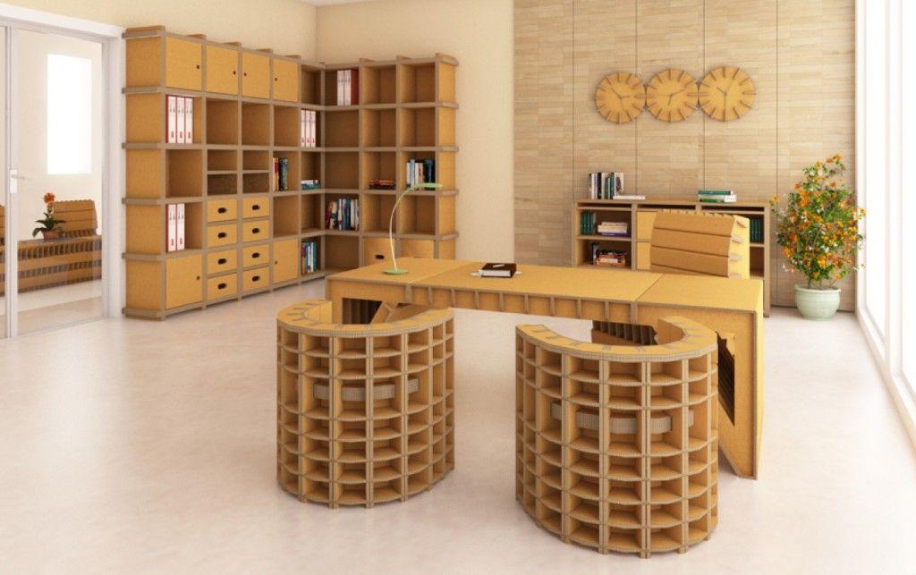 Muebles de carton cnc cut pinterest - Imagenes de muebles de carton ...