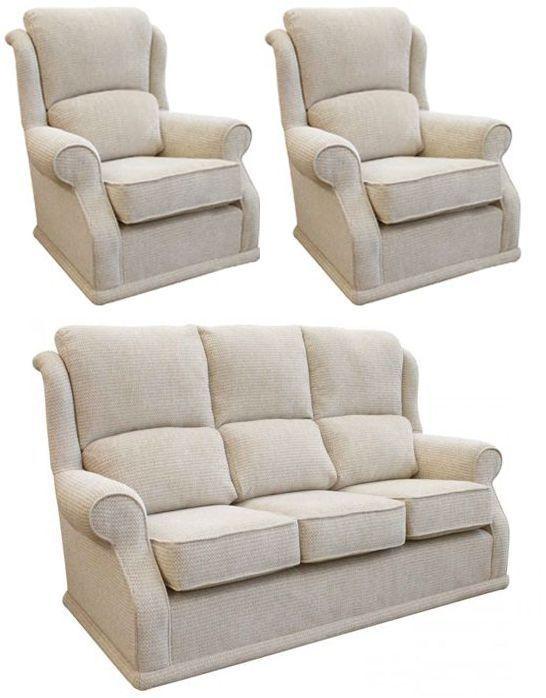 Buoyant Balmoral 3 1 1 Seater Fabric Sofa Suite Best Leather Sofa Retro Sofa Leather Sofa