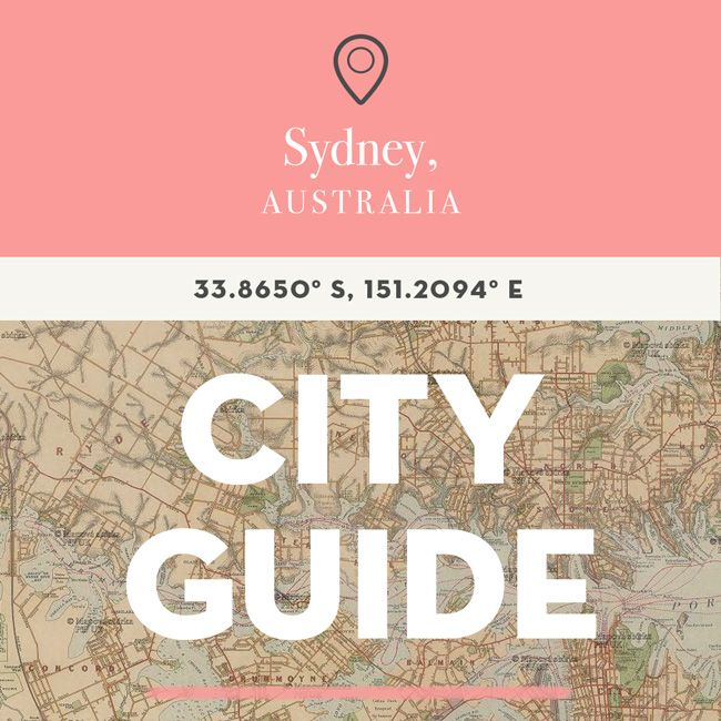 Sydney City Guide with Jaharn Giles