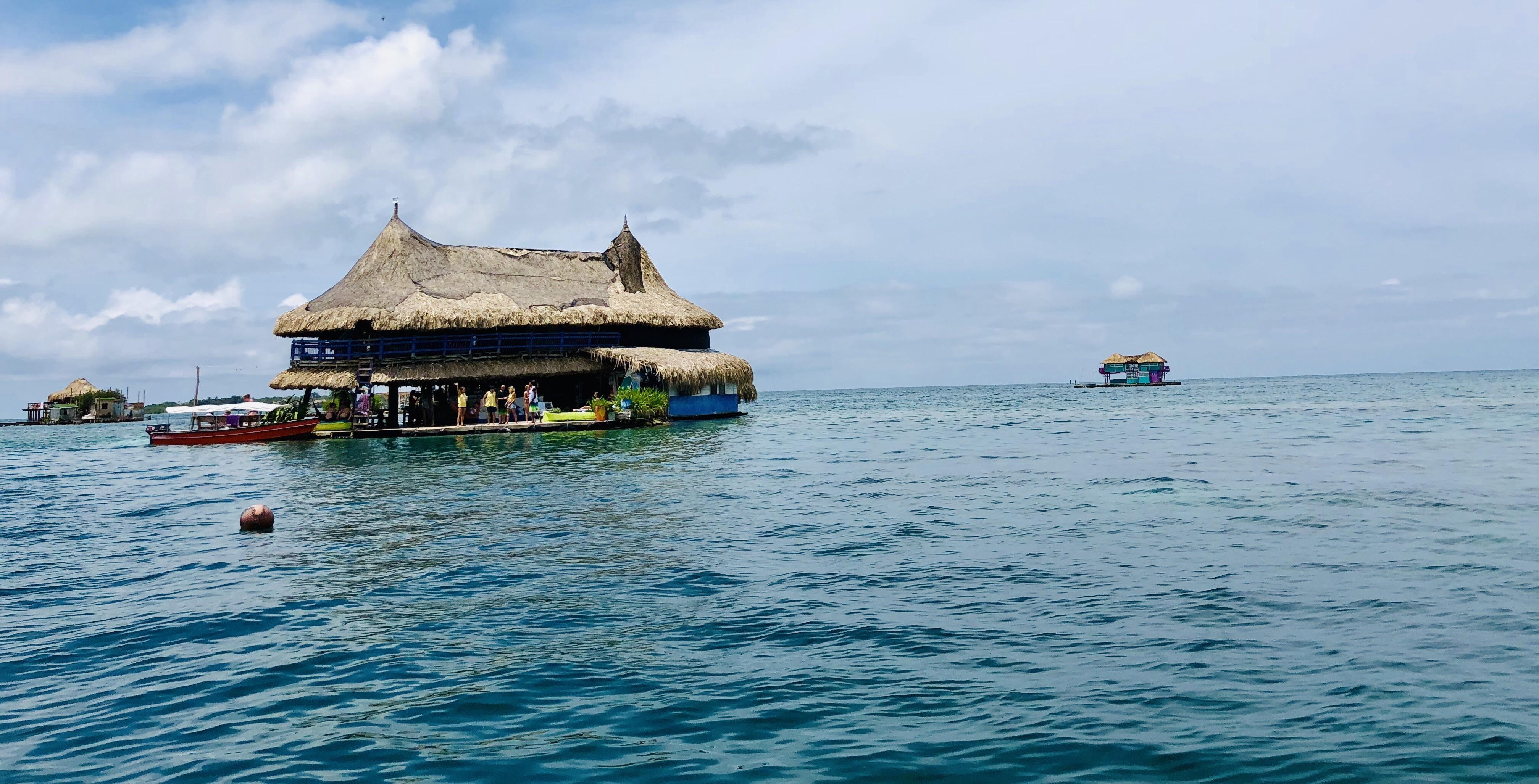 Casa En El Agua Islas De San Bernardo Colombia