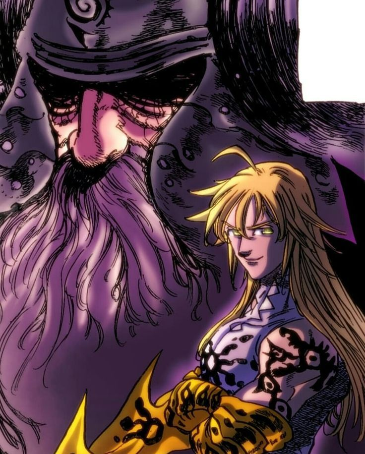 37+ 7 deadly sins anime season 5 inspirations