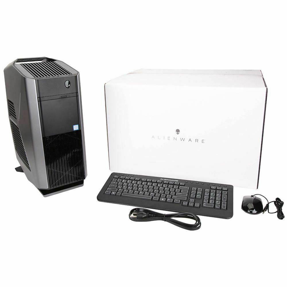 eBay #Sponsored Alienware Aurora R8 Gaming Desktop RTX 2080