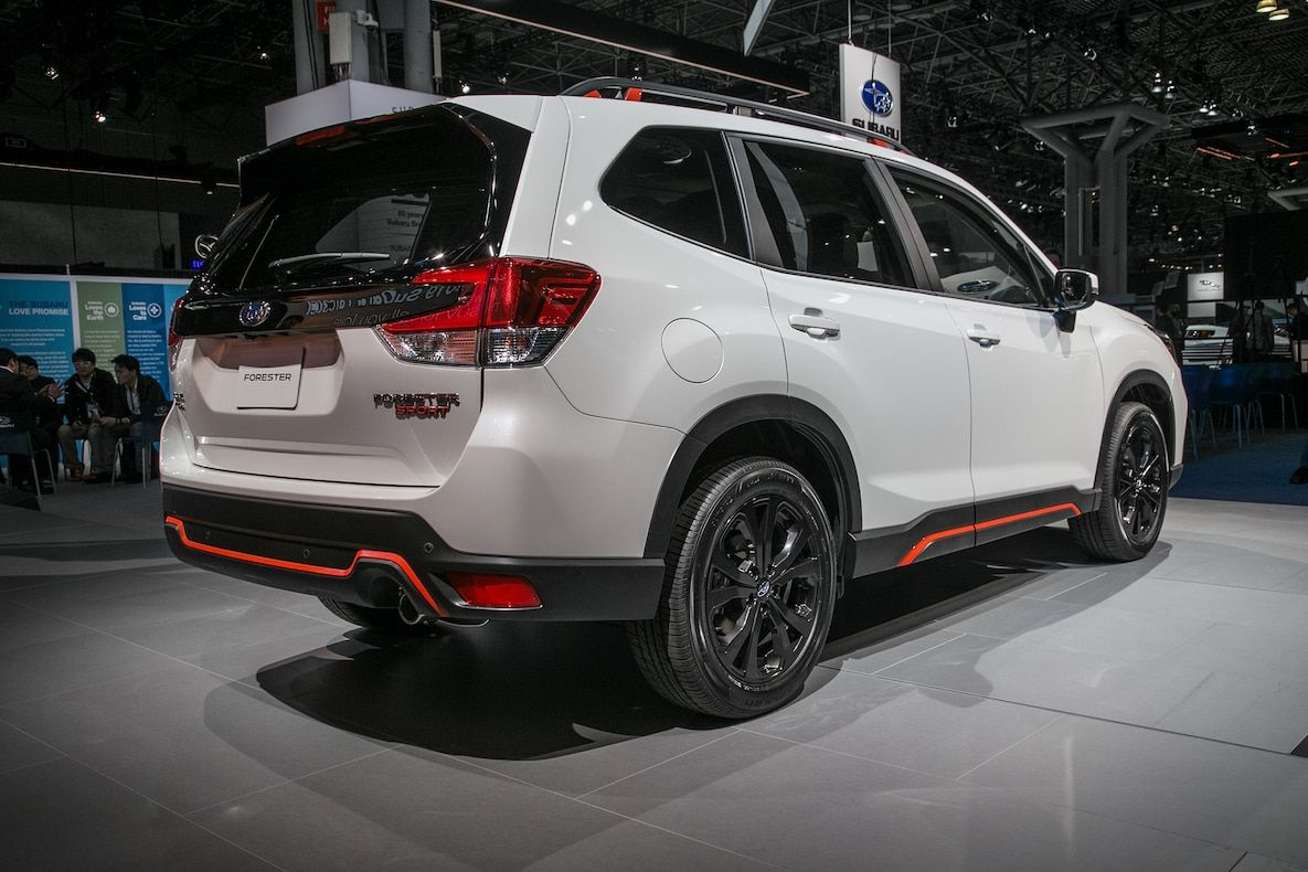 Best 2018 Vs 2019 Subaru Forester Photos Subaru forester