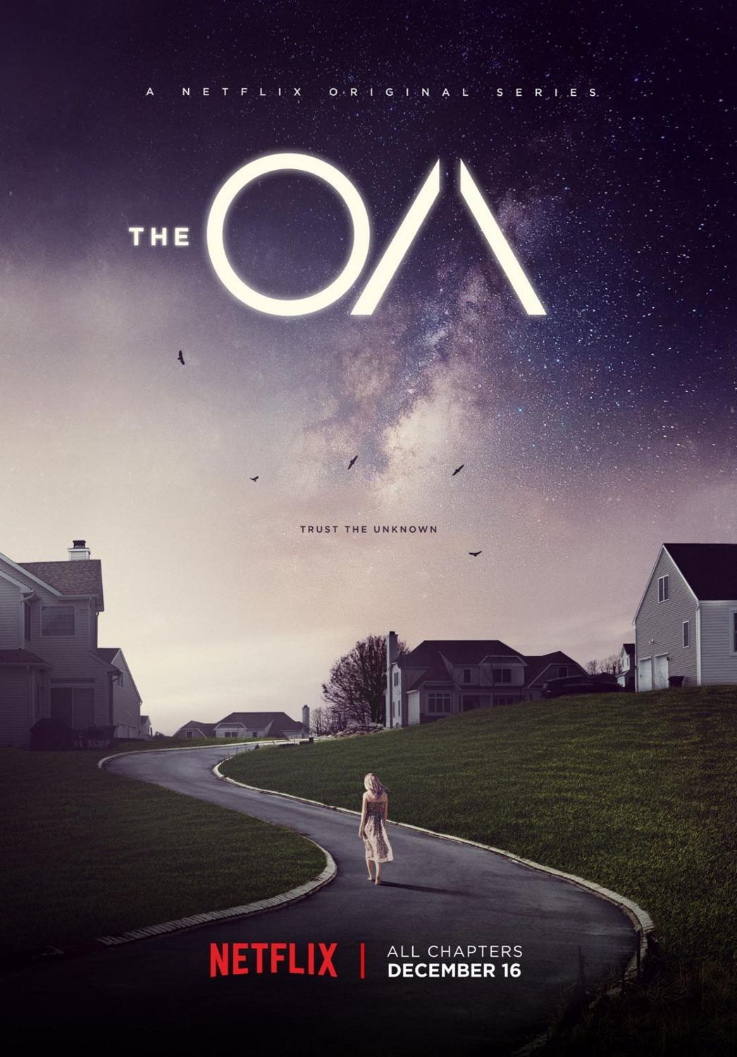 Pin By Luna On Watched List In 2020 The Oa Oa Netflix Netflix