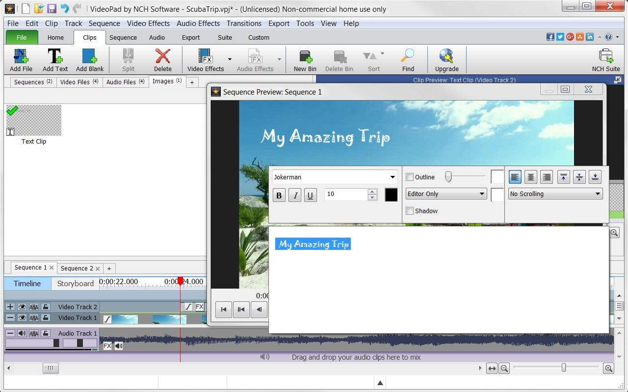 iMovie is the free video editor application for macOS and