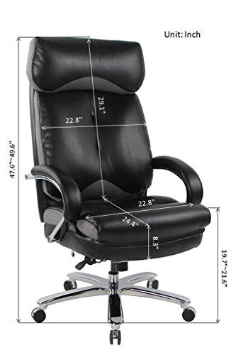 leather office chair amazon. Executive Chair Leather Office Amazon
