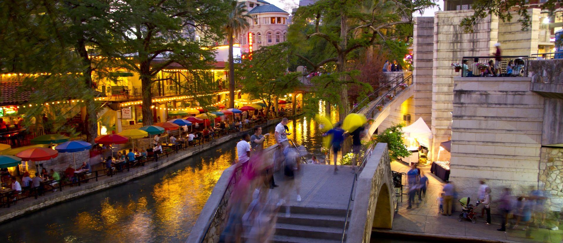 A View To Kill For San Antonio Riverwalk Hotels Travel