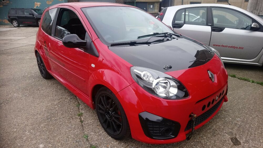 Ad Renault Twingo Rs133 Track Race Car Very Tidy Race And