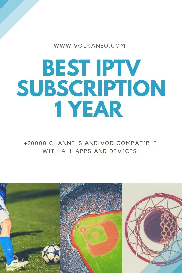 Best iptv subscription in 2021 streaming tv app channel