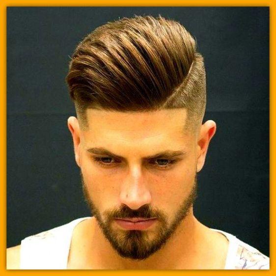 Corte cabello hombre cara redonda