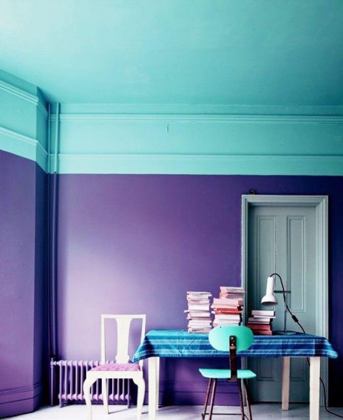 Wande Richtig Streichen Tipps Und 20 Kreative Ideen Wandfarbe