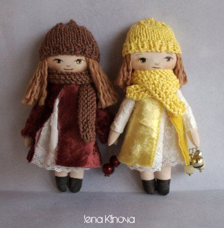 Изготовление каркасной куклы своими руками. Мастер
