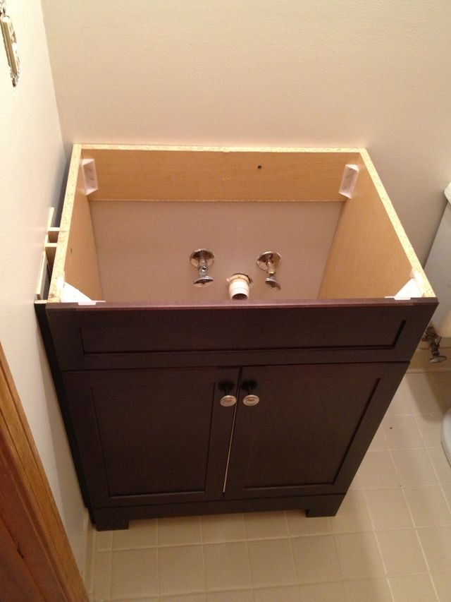 How To Install A Bathroom Vanity at exclusive bathroom design ideas