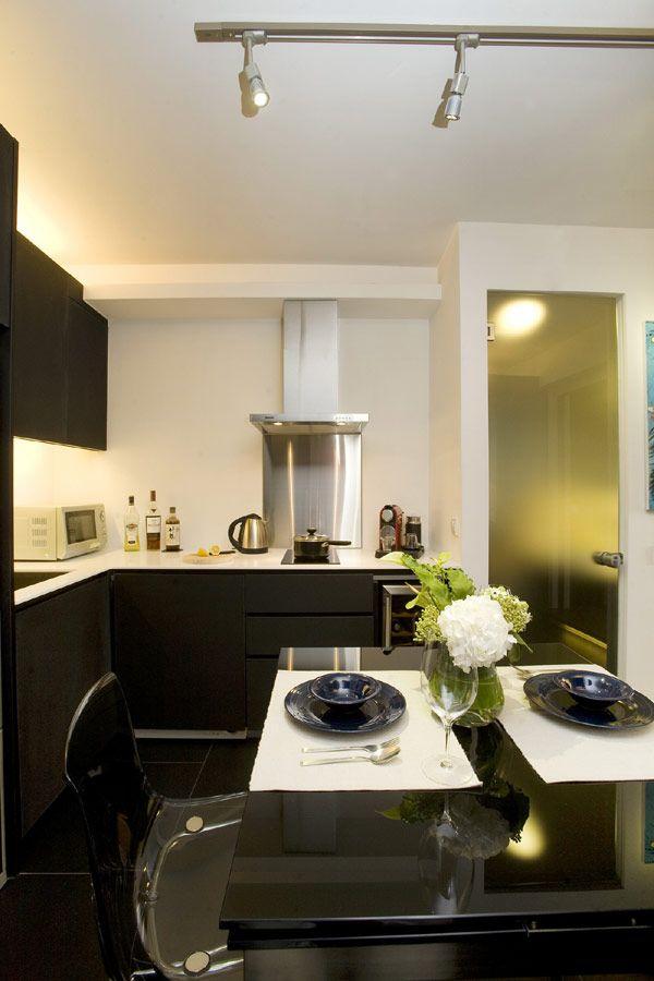 Apartamento Masculino: Pequeño Y Elegante Con Un Alto Grado De ...