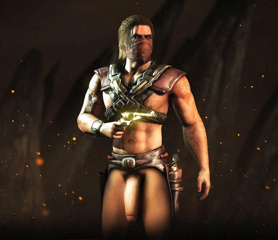 Mortal Kombat X: Erron BlackTrying out a new method of
